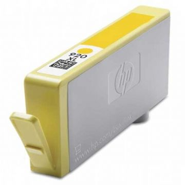 HP 920XL Yellow High Capacity Refurbished Ink Cartridge (CD974AE)